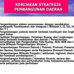 Strategi Pembangunan Daerah